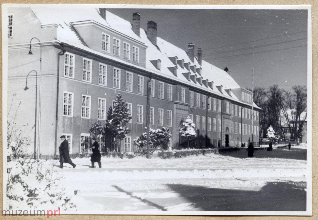 wizerunek  Gmach szkoły w Szczytnie