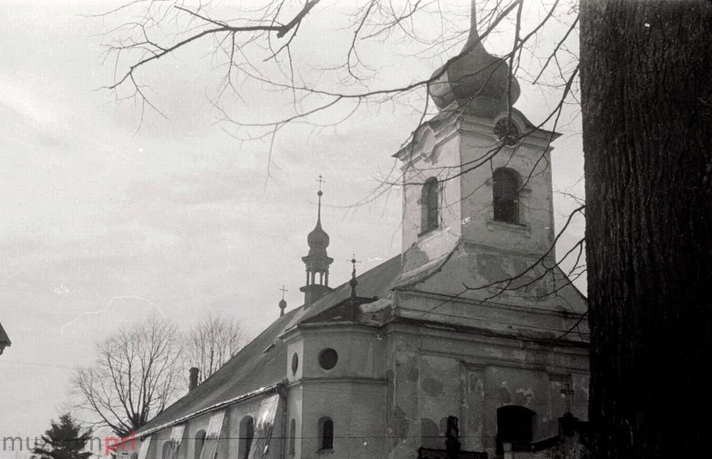 wizerunek  Istebna. Kościół Dobrego Pasterza.