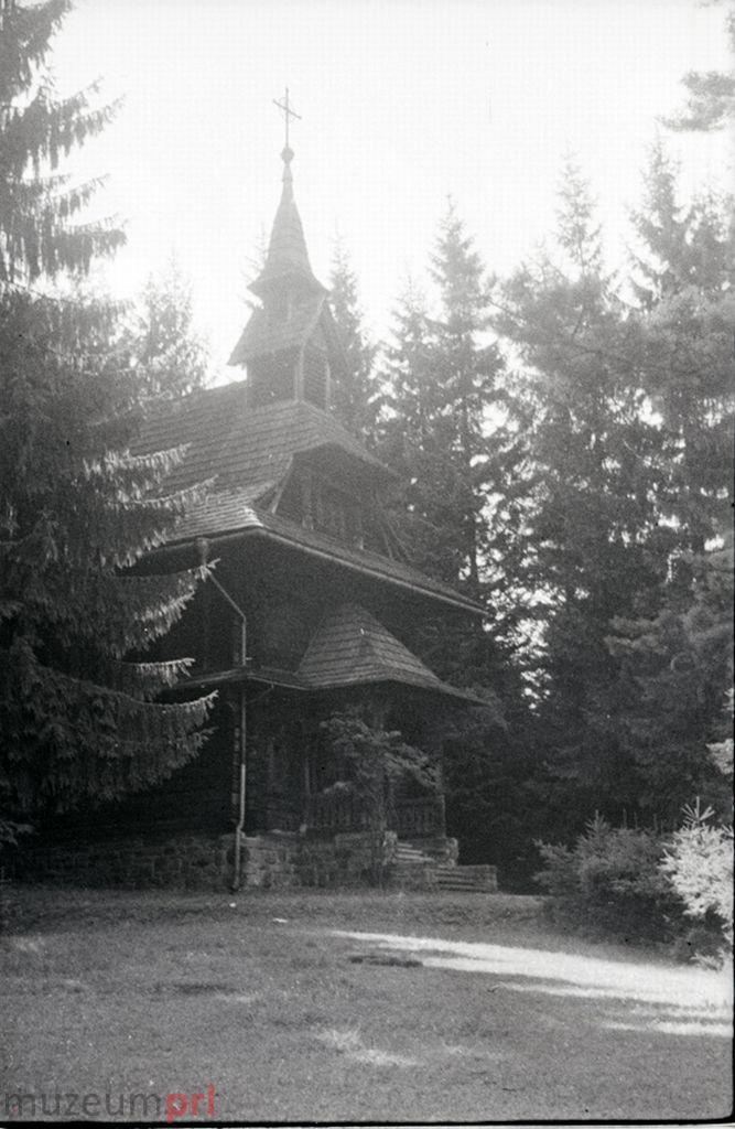 wizerunek  Kaplica pw. św. Jadwigi Śląskiej na Zadnim Groniu w Wiśle