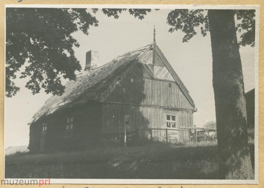 wizerunek  Dom we wsi Rumy