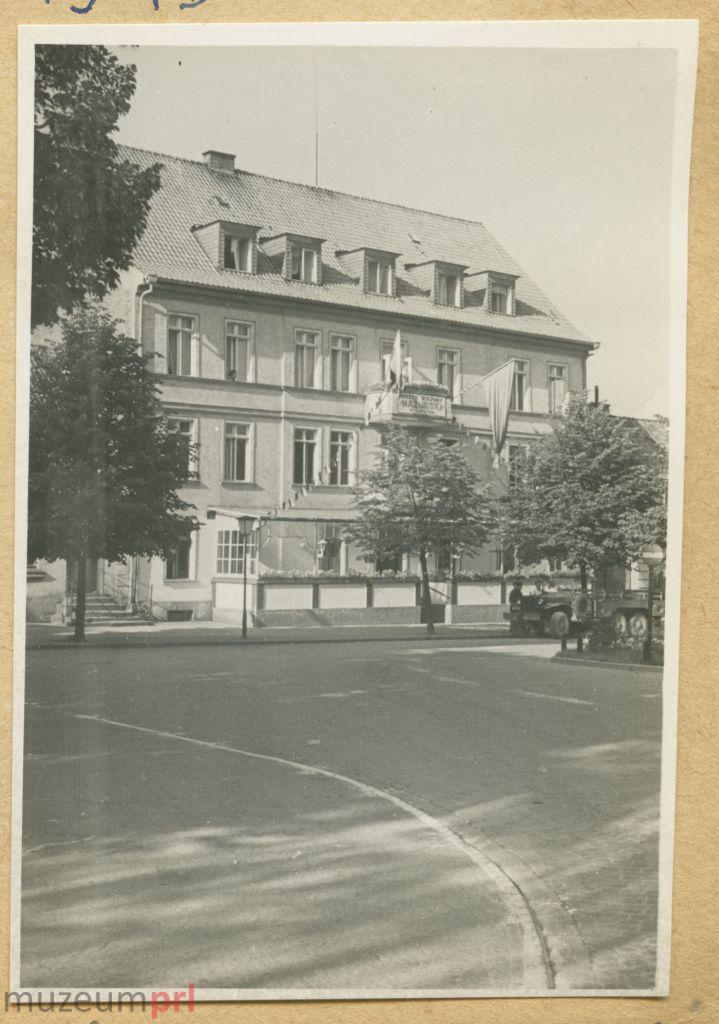 """wizerunek  Hotel """"Mazurski"""" w Giżycku"""