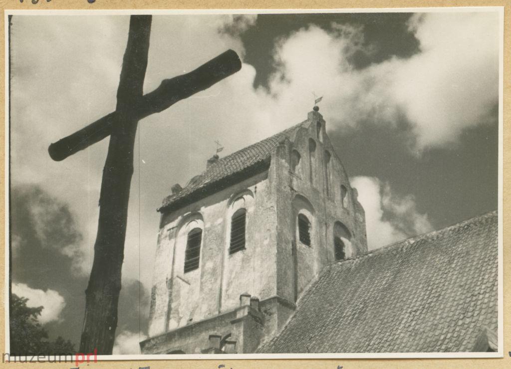 wizerunek  Kościół pw. Matki Boskiej Królowej Polski w Miłkach