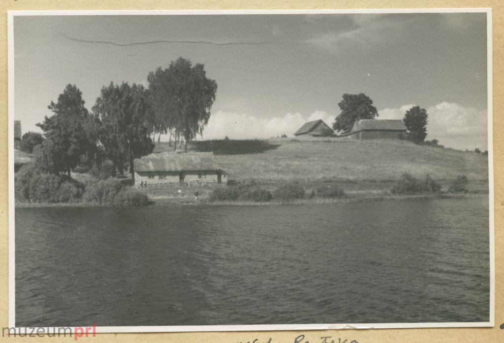 wizerunek  Domy nad brzegiem rzeki