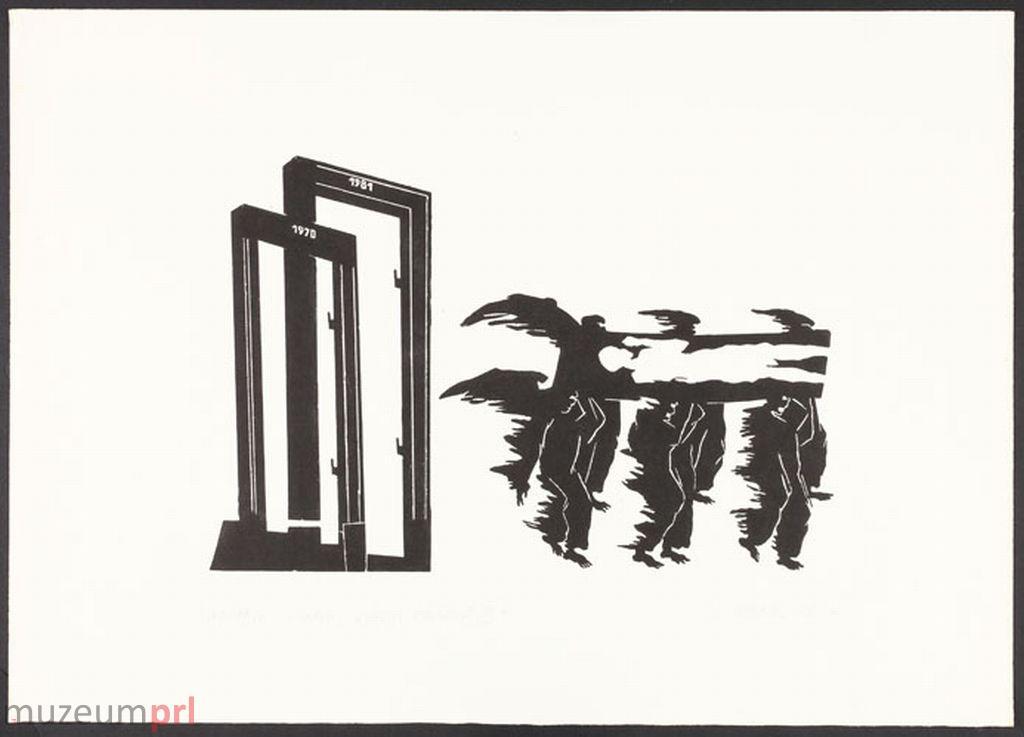 wizerunek  Drzwi polskie III