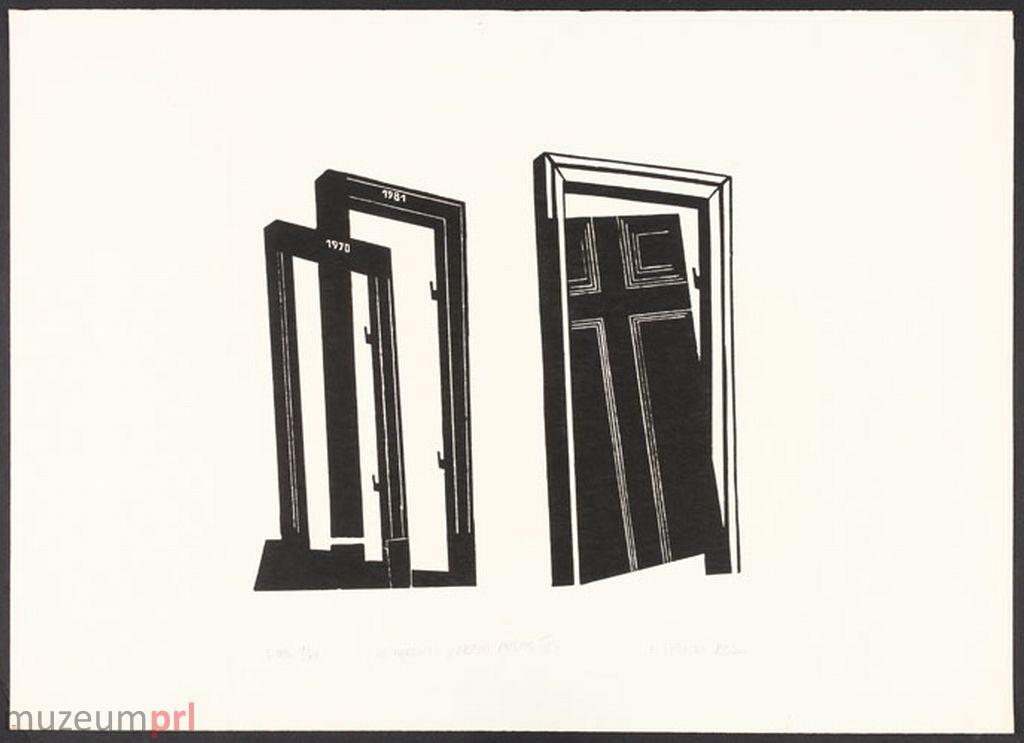 wizerunek  Drzwi polskie IV
